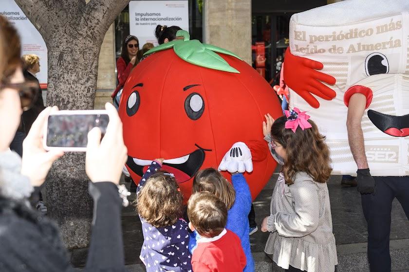 Celebración del Día del tomate 2020