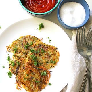Zucchini Potato Hash Browns Recipe