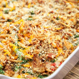 Pecan Green Bean Casserole Recipes