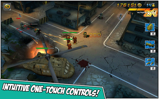 Tiny Troopers 2: Special Ops v1.3.7 APK+DATA (Mod)