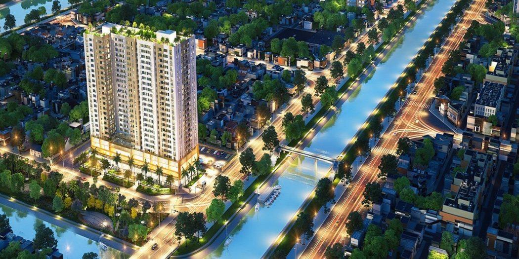 Các dự án bất động sản tại Sài Gòn luôn thu hút được người đầu tư