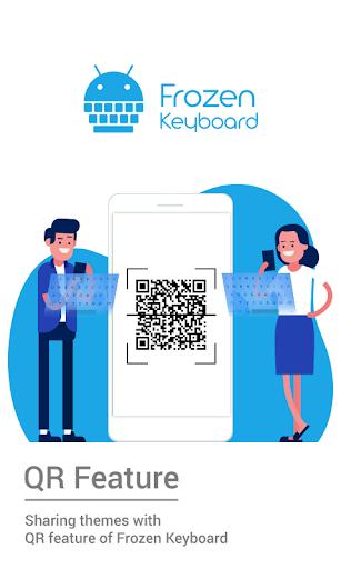 Frozen Keyboard - Unicode Myanmar 3.4.7 screenshots 8
