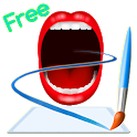 Voice Draw Free: Sing & Draw icon