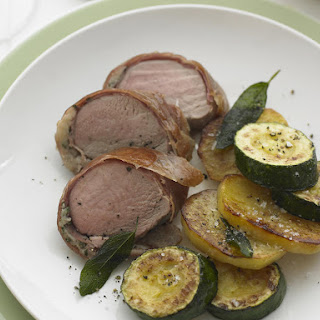 Prosciutto-Wrapped Pork Tenderloin