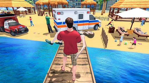 Lifeguard Beach rescue Training 1.0 screenshots 2