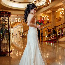 Wedding photographer Olesya Zhomer (greypearl). Photo of 19.02.2017