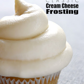 Classic Cream Cheese Frosting Recipe