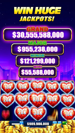 Slots: Vegas Roller Slot Casino - Free with bonus apktram screenshots 5