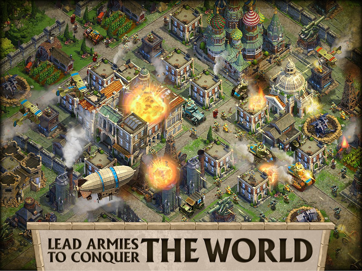 dominations android apps on google play