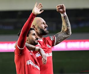 """Van Meir ziet dat het leeft bij Antwerp: """"Niemand in play-off 1 is al op voorhand klaar met hen"""""""