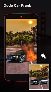 Dude Car Prank Editor - náhled
