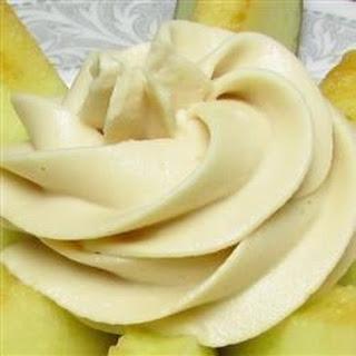 Cream Cheese Fruit Dip.