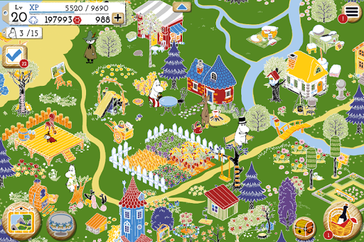 MOOMIN Welcome to Moominvalley 5.14.0 screenshots 5
