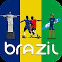 Brazil Travel Guide SMART app icon
