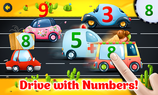 Learning numbers for toddlers - educational game 1.8.0 screenshots 2