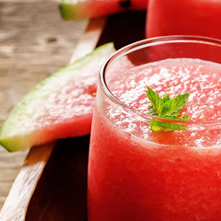 Vodka and Watermelon Cooler.