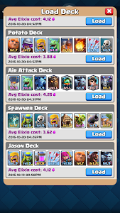Counter Deck Calculator for CR screenshot 6