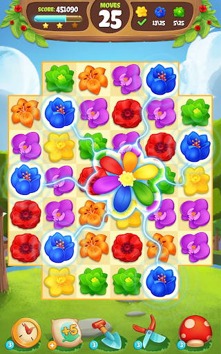 Flower Burst 1.1.51 screenshots 1