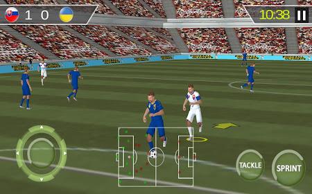 Ultimate Football Real Soccer 2.3 screenshot 964643