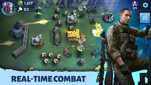 Avatar: Pandora Rising™- Build and Battle Strategy  screenshots 1