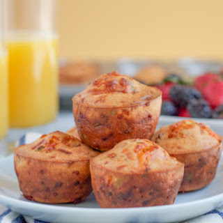 Cheddar Cheese and Chive Muffins Recipe