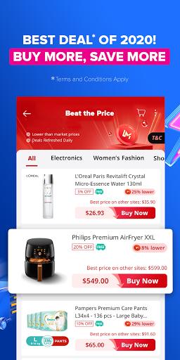 lazada - 11.11 biggest one-day sale screenshot 3