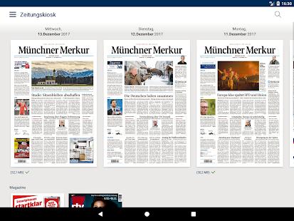 Www.Merkur Epaper