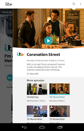 ITV Hub Screenshot 19