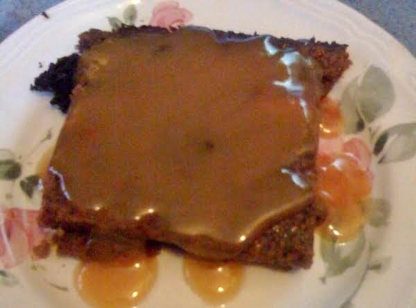 Chocolate Bread Pudding With Caramel Sauce Recipe