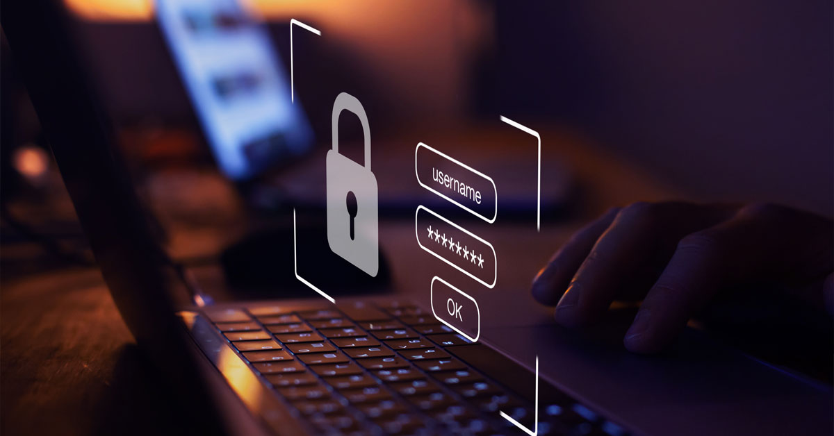Cybersecurity protects people from malicious malware and security threats