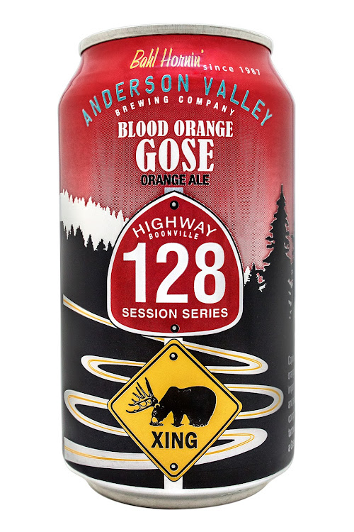 Logo of Anderson Valley Blood Orange Gose