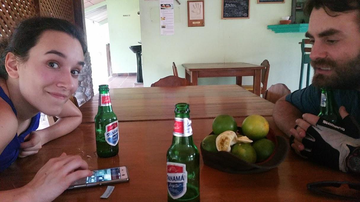 Una cervezita