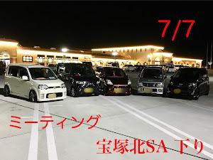 ムーヴカスタム L160S のカスタム事例画像 レスカ king of street 関西支部さんの2018年06月27日20:39の投稿