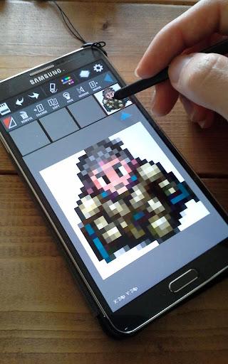 Dot Maker - Pixel Art Painter screenshot 8