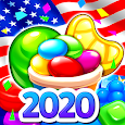 Candy Blast Mania - Match 3 Puzzle Game apk