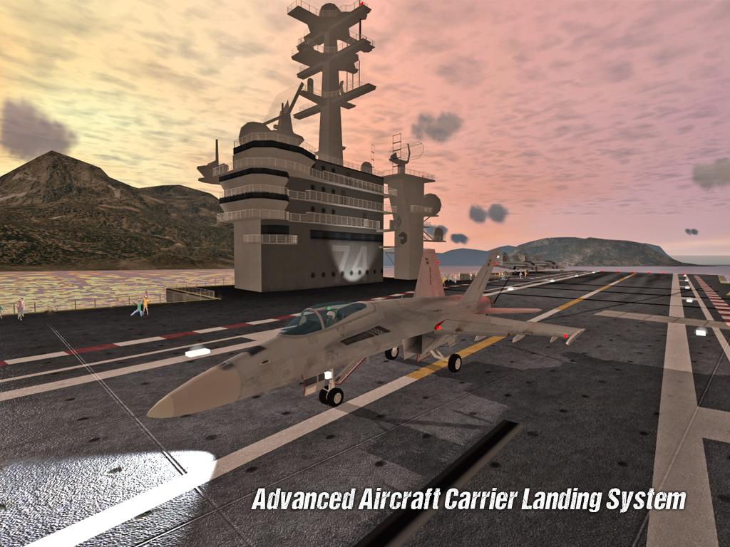 Carrier Landings- screenshot