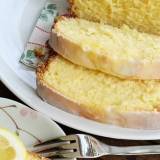 Lemon Glazed Pound Cake Recipe