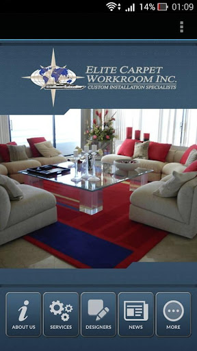 Elite Carpet Workroom Inc.