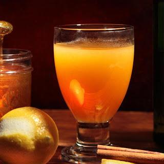 Smoky, Hot, Scotch Apple Cider