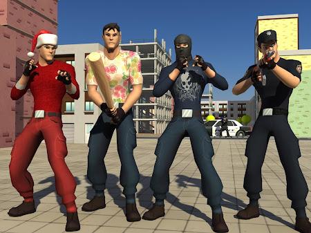 Real Gangster Christmas Crime 1.5 screenshot 905779