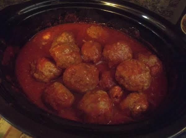 My Mother's Meatballs