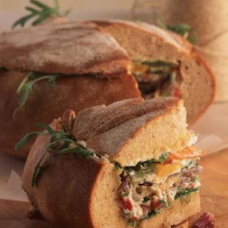 Roasted Vegetable Sandwich