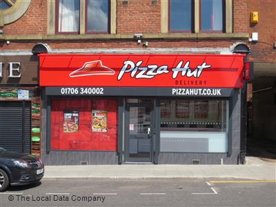 Pizza Hut Delivery On Oldham Road Pizza Takeaway In Town