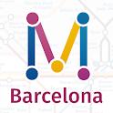 Metro Barcelona FREE offline icon
