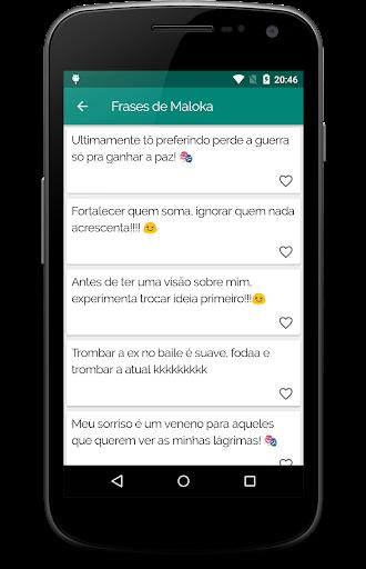 Frases De Maloka 2 E Um Favelado Para Status By Fastrandom