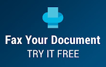 fax plus fax your document google docs add on