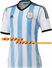 Photo: Argentina 1ªMundial 2014 * Camiseta Manga Corta * Camiseta Manga Corta ADIZERO * Camiseta Manga Larga * Camiseta Mujer * Camiseta Niño con pantalón