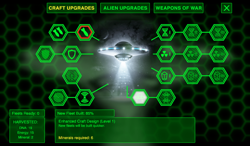 android Invaders Inc. - FREE Screenshot 3