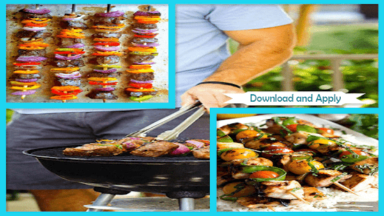 Savory Killer Kebabs Recipes - náhled