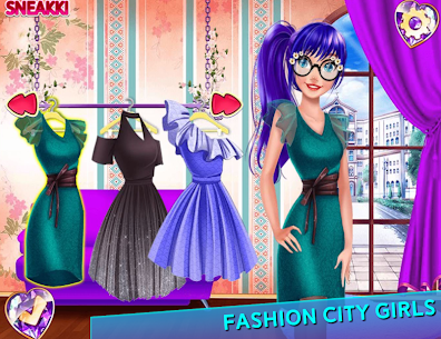 Fashion City – Celebrity Girls 3